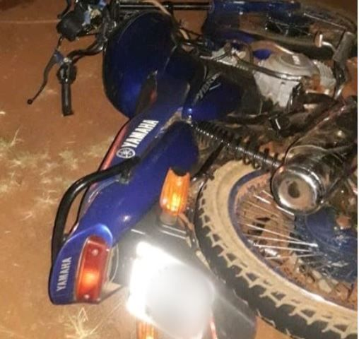 El Soberbio: falleció motociclista que protagonizó accidente de tránsito