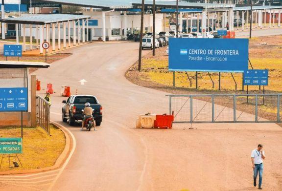 Misiones envió a Nación el protocolo para abrir la frontera en Posadas e Irigoyen