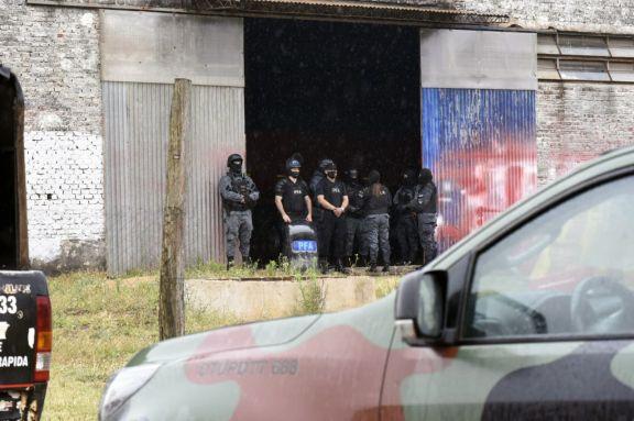 Presos en Misiones lideran una importante organización narco