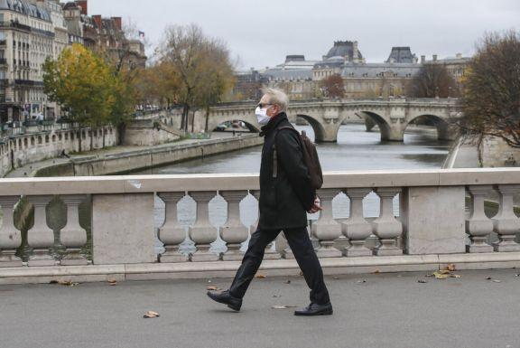 Francia paralizada