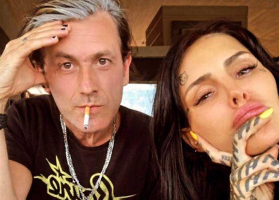 Cande Tinelli blanqueó su relación con el cantante Coti