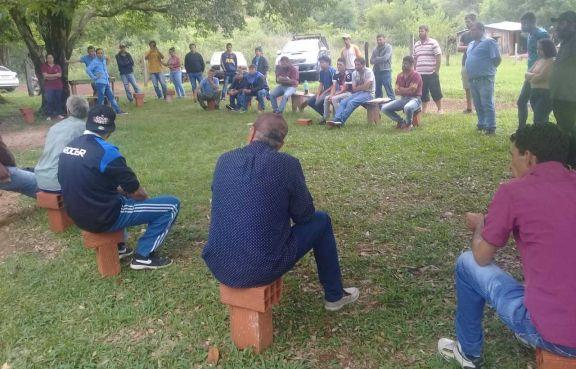 Impulsan iniciativas para la regularización de lotes rurales