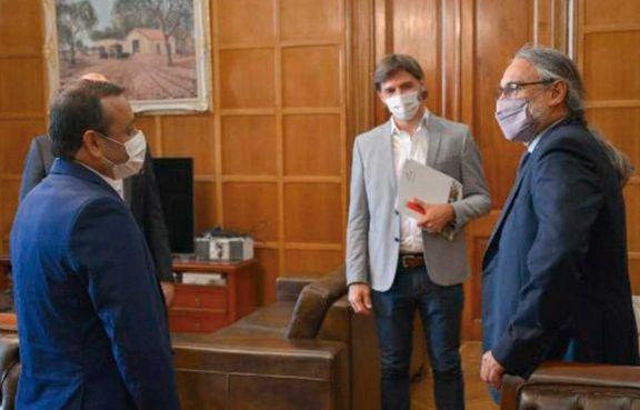 Misiones solicitó a Nación fortalecer inversiones para el sector agrario