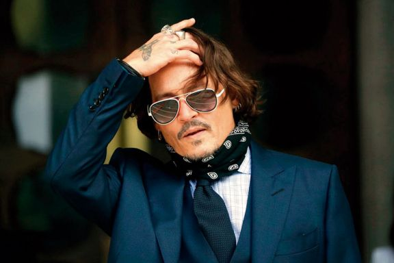 Depp cosecha críticas y apoyo tras su salida de Animales Salvajes 3