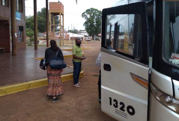 Comenzaron a operar boleterías en la terminal de Santo Pipó y Campo Grande