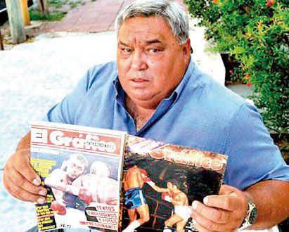 Falleció Martillo Roldán, un noqueador que marcó una época