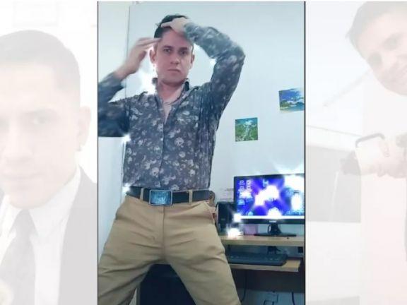 Desafectaron al empleado judicial que grabó videos en Tik Tok en la Defensoría de Oberá