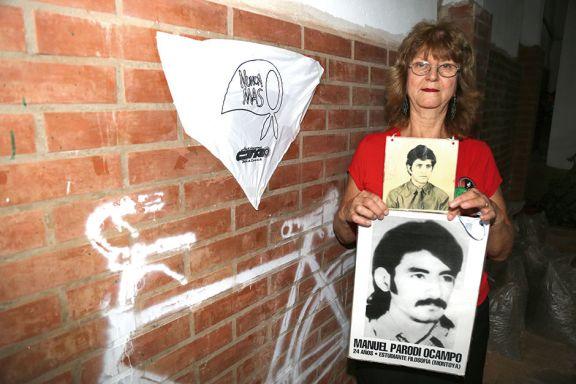 Franzen y Parodi y una ceremonia reparadora casi 44 años después