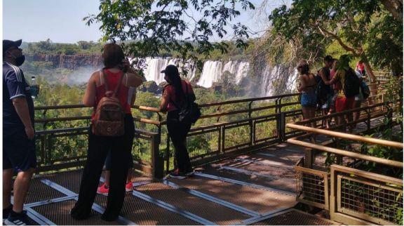 Iguazú amplía su oferta turística este fin de semana