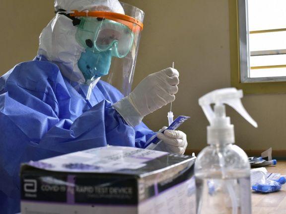 Otras 283 personas murieron y 8.593 fueron diagnosticadas con coronavirus en el país