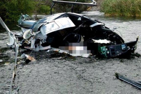 Murió el banquero Jorge Brito luego de que se cayera su helicóptero en Salta