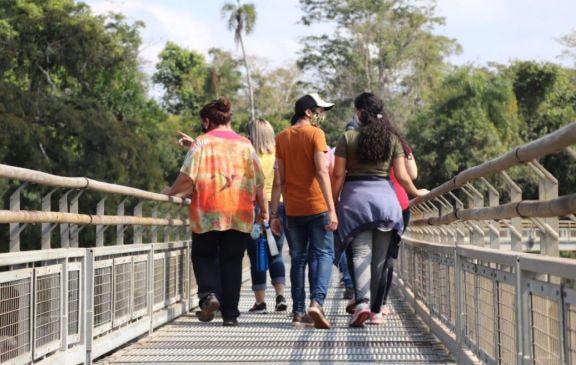 Cataratas busca atraer a turistas con experiencias únicas y vistas impactantes