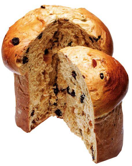 Recetas Navideñas: Pan dulce con frutas