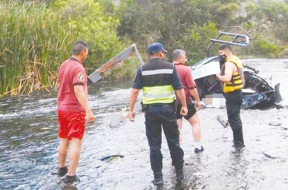 Peritos buscan las causas de la caída del helicóptero de Brito