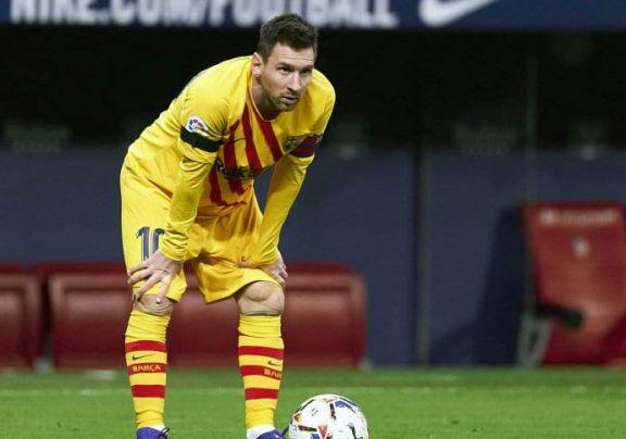 Messi no concentra ante Dinamo de Kiev por Champions League