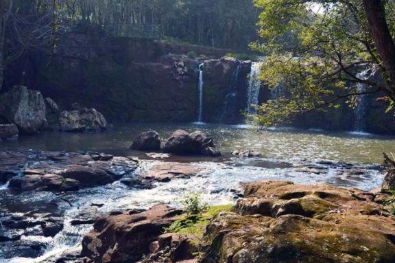 Capioví en situación hídrica crítica por bajo caudal del arroyo