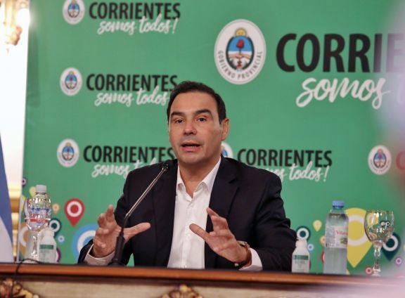 Corrientes Capital sumó 77 nuevos casos y Valdés anunció que continuará en Fase 3