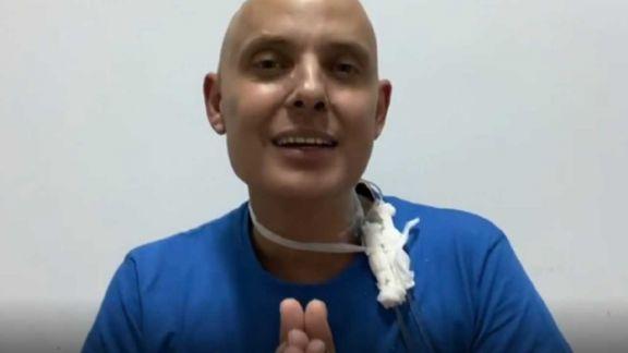 Lío Pecoraro y su fortaleza en la lucha contra el cáncer