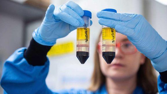 Oxford anunció que su vacuna tiene una eficacia de hasta 90%
