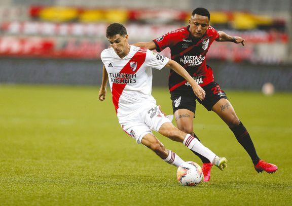 River empató en Brasil y Boca visita a Inter de Porto Alegre