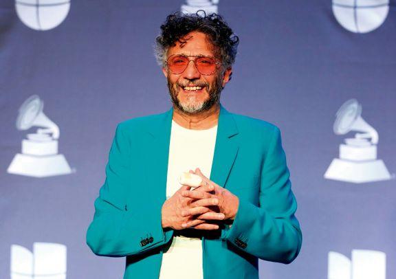 Fito, nominado por 1° vez a los Grammy
