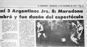 El día que el Diego llegó por primera vez a Misiones