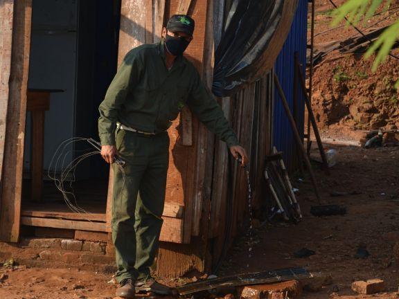 Campo Viera se declaró en alerta hídrica y pidió a la población que no lave veredas ni automóviles