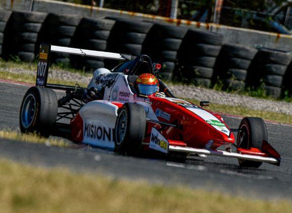 Chiappella se alista para la cuarta fecha de la Fórmula Renault 2.0