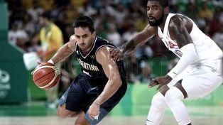 Campazzo podría debutar en la NBA el 12 de diciembre
