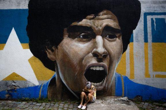 """Maradona a El Territorio en 1992: """"No voy a meter a nadie para que me salve..."""""""