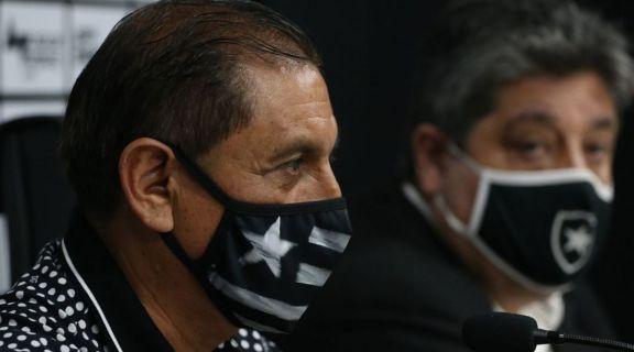 Ramón Díaz dejó de ser el DT de Botafogo, a 20 días de su asunción