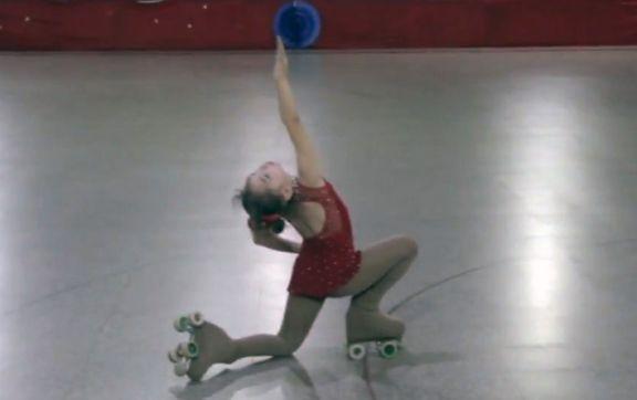 El patín artístico volvió a lucirse en los Juegos Deportivos Misioneros