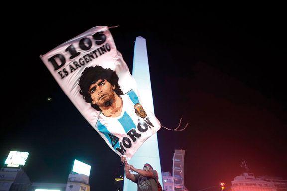 """""""Diego no merecía el trato sucio"""""""