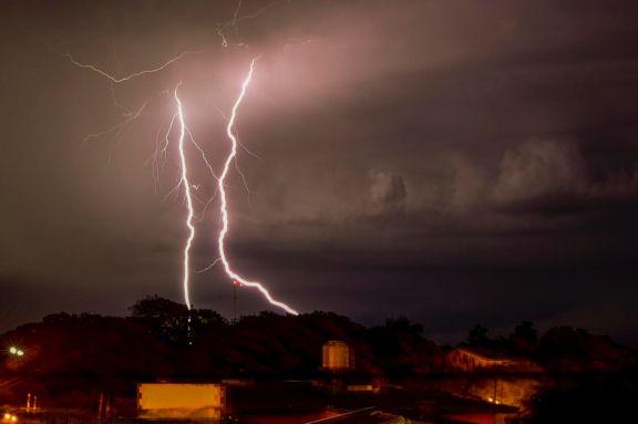 Extienden la alerta por lluvias y Tormentas fuertes a toda la provincia de Misiones