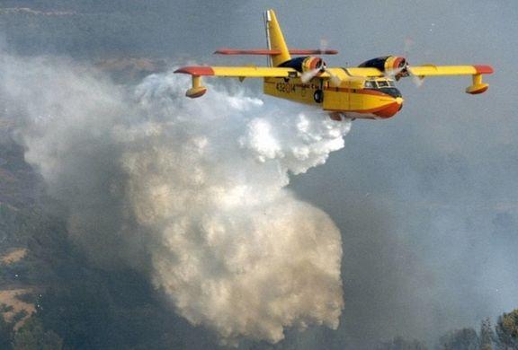 Aviones hidrantes de verdad