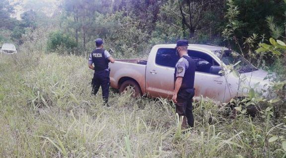 Ocho allanamientos por una banda delictiva en el norte de la provincia