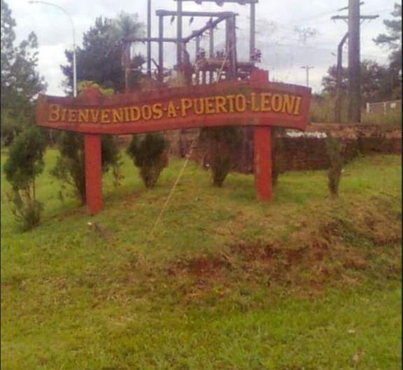 Emergencia Hídrica en Puerto Leoni: aplicarán multas de hasta 10 mil pesos