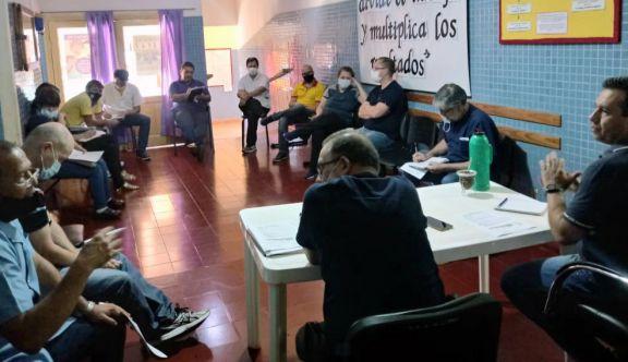 San Pedro: planifican cuestiones logísticas de cara a la vacunación contra el Covid