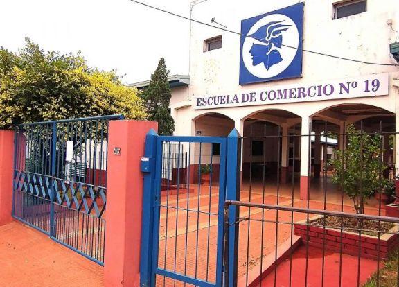 La Escuela de Comercio Nº 19 de Eldorado no hará actos de colación