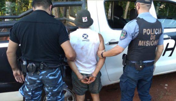 Detuvieron a un joven acusado de robar un vehículo en Eldorado