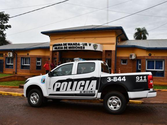 Wanda: Detuvieron a un hombre acusado de haber violado a tres hijas desde que tenían entre 5 y 9 años