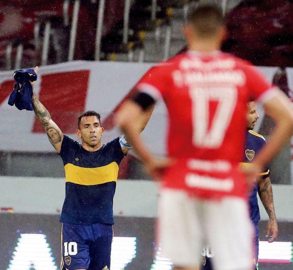 Boca superó a Inter y dio un buen paso hacia cuartos