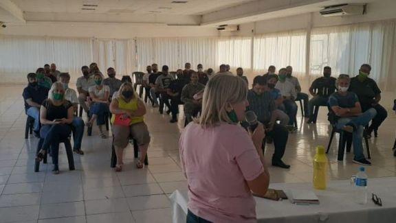 Apóstoles: se realizó una reunión para establecer acciones de emergencia para combatir incendios