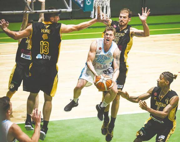 OTC regresa a la competencia ante San Lorenzo