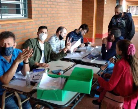 San Pedro: pese al mal tiempo, amplia concurrencia en operativo de Anses