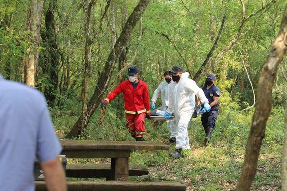 Todavía no pudo ser identificado  el cuerpo que sería de Dani Tizato