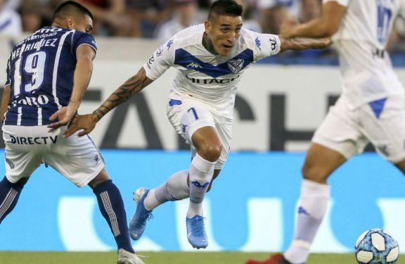 Centurión y otros jugadores de Vélez, involucrados en una denuncia por abuso sexual