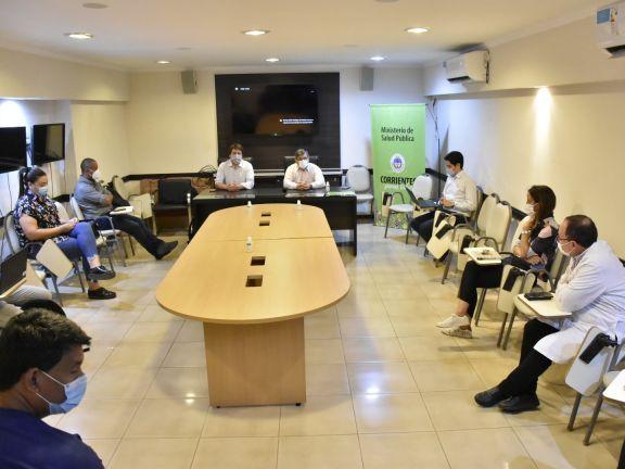 Corrientes continúa con la planificación de la campaña de vacunación Covid-19