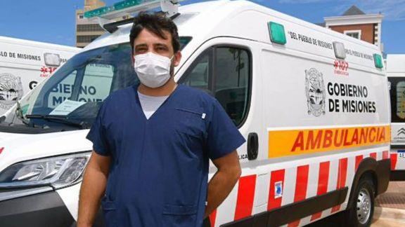 Entregaron diez ambulancias para reforzar el sistema de salud
