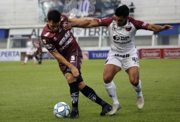 Colón derrotó a Central Córdoba y aseguró el primer puesto en la Zona 2